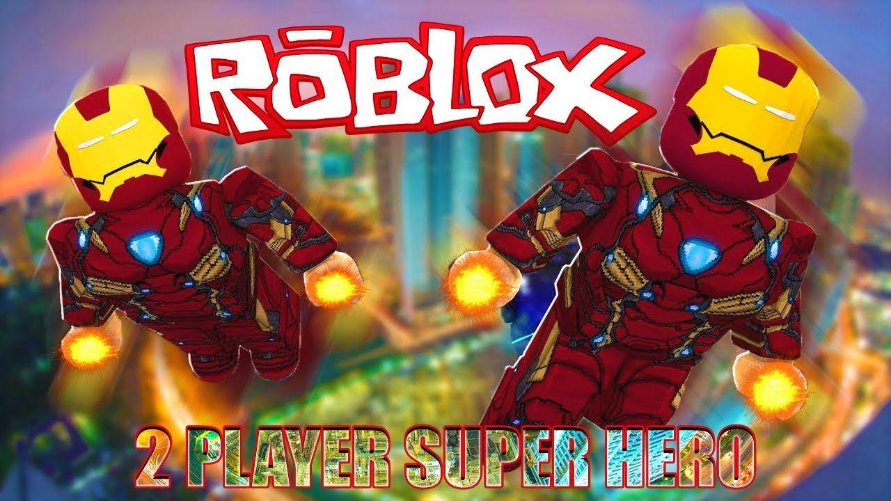 ROBLOX ! YENi BOSS DÜŞMANI 🐞 2 PLAYER SUPER HERO TYCOON