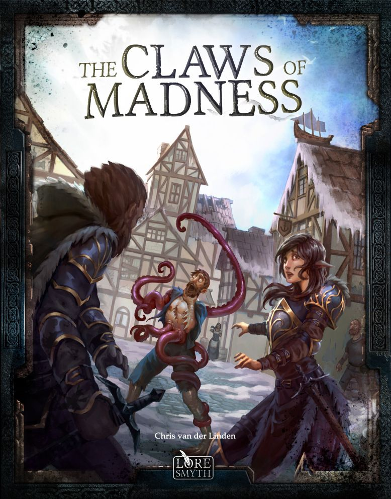 The Claws Of Madness A New D D 5e Adventure Review With Images