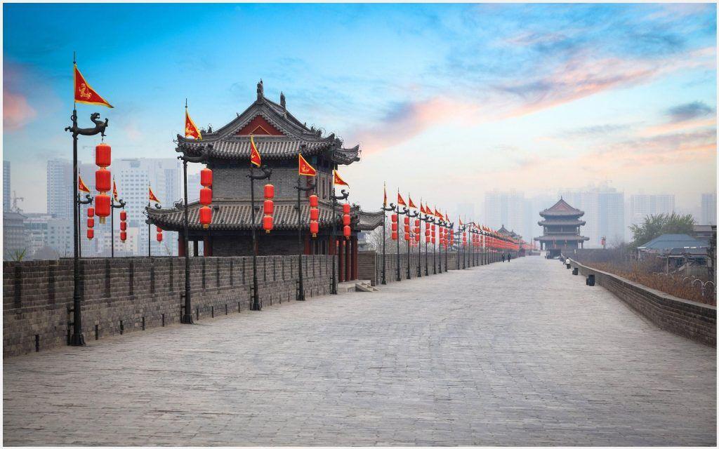 Xian China City Wallpaper Xian China City Wallpaper 1080p