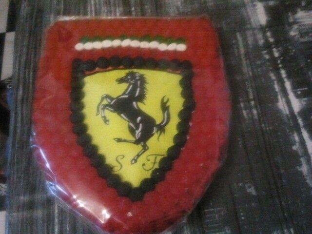 Escudo Ferrari