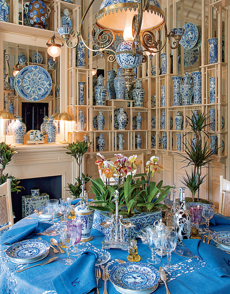 At the Emperor's Table - Features - Valentino Garavani Museum