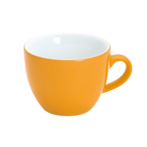 Espresso Obertasse Pronto Kahla Farbe Orangegelb China Cups