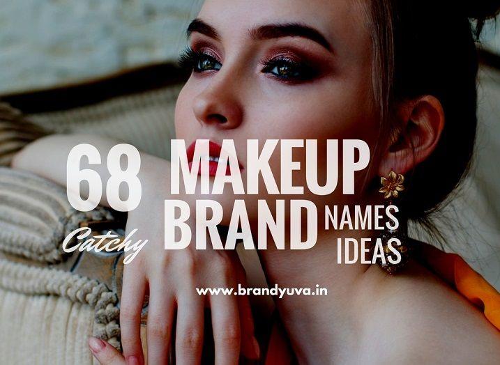 68 Creative Makeup Brand Names Ideas Creative Names Makeup