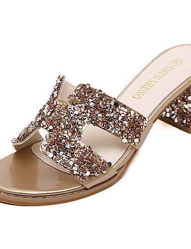 ALUK- beach shoes/sandals Verano - Corea Planos Casual Sandalias De Moda con Zapatos De Playa (Color : Negro, Tamaño : 37)