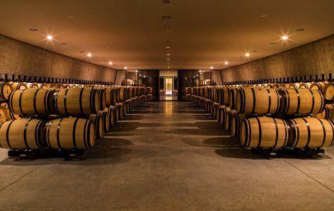A New Cellar At Chateau Les Carmes Haut Brion Bordeaux 2016