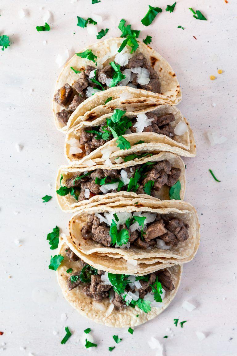 Carne asada mexican street tacos recipe a simple pantry