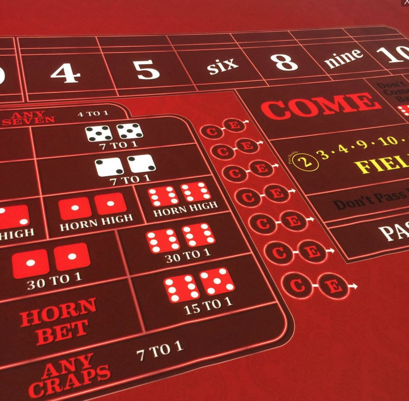 54 across craps betting michael bettinger e-klase