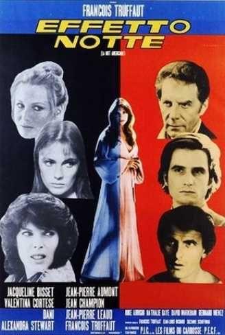Effetto notte (1973) | Film stranieri, Film, Poster di film