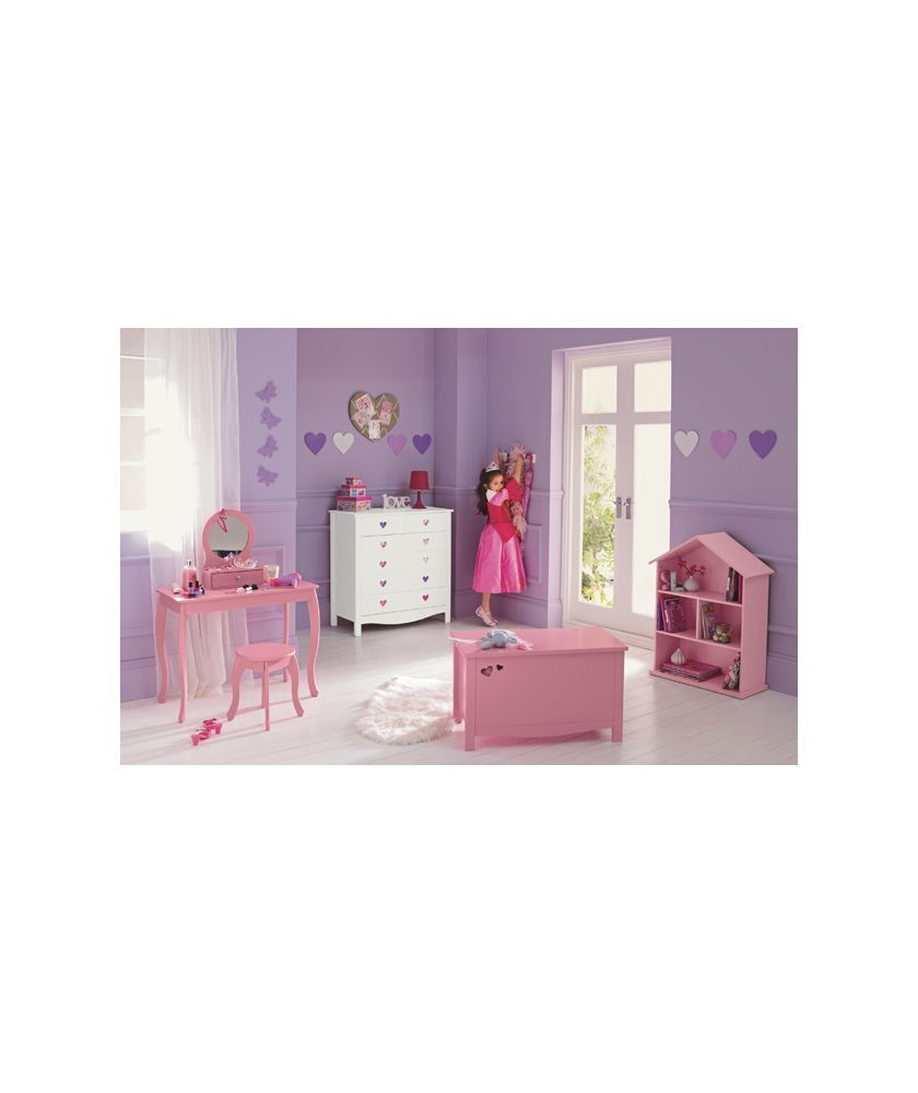 Mia Dolls House Bookcase Pink At Argos Co Uk Your Online