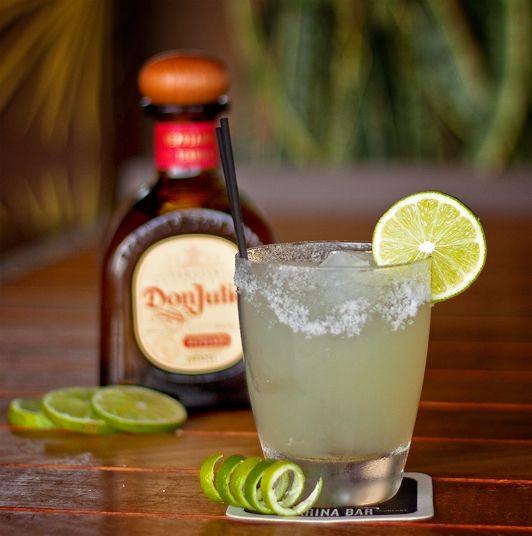Margarita at Marina Kitchen in San Diego #cocktail #drink