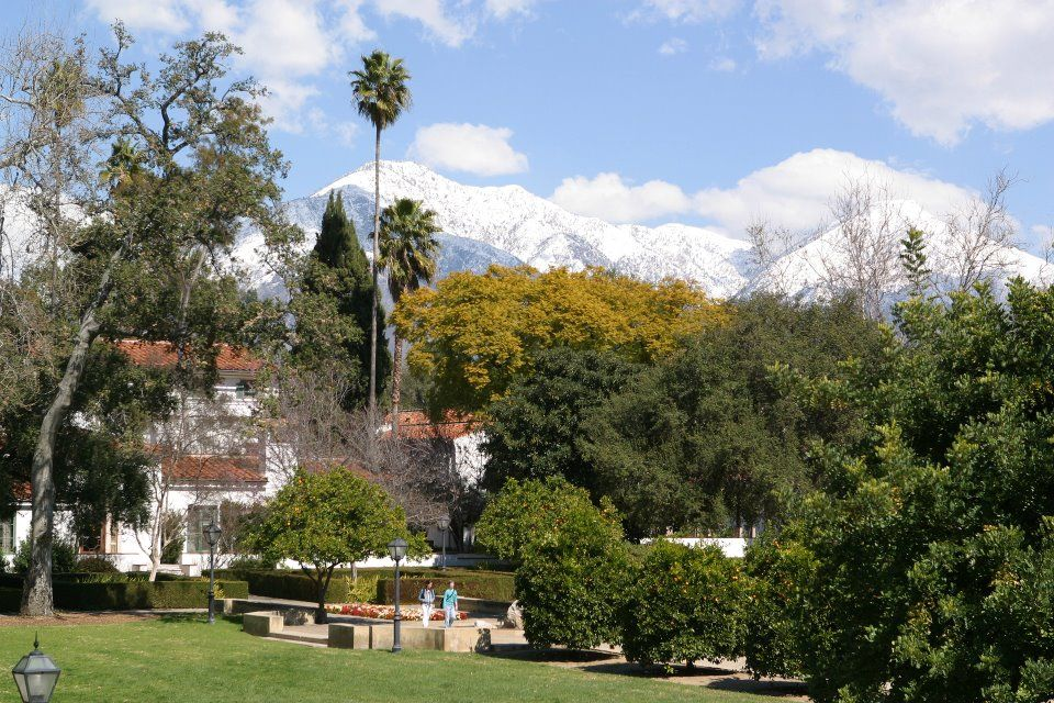 Scripps College My Favorite Place In The Entire World College