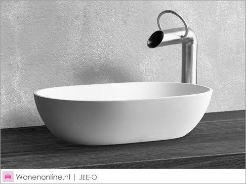 Jee O Wastafel : Jee o baden in badkamer bathroom gespot door wonenonline