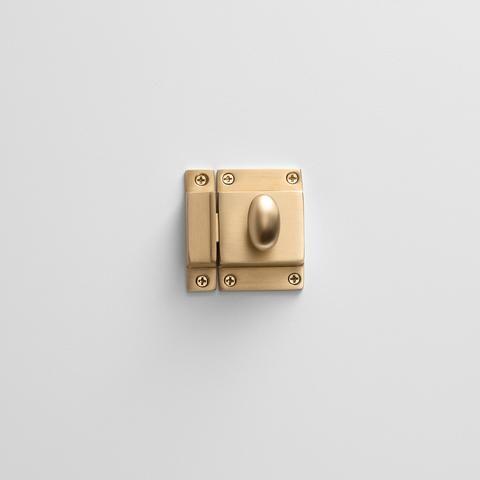 Gallery Davenport Cabinet Latch   Satin Brass is free HD wallpaper.