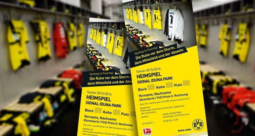 Dortmund Tickets Vorverkauf