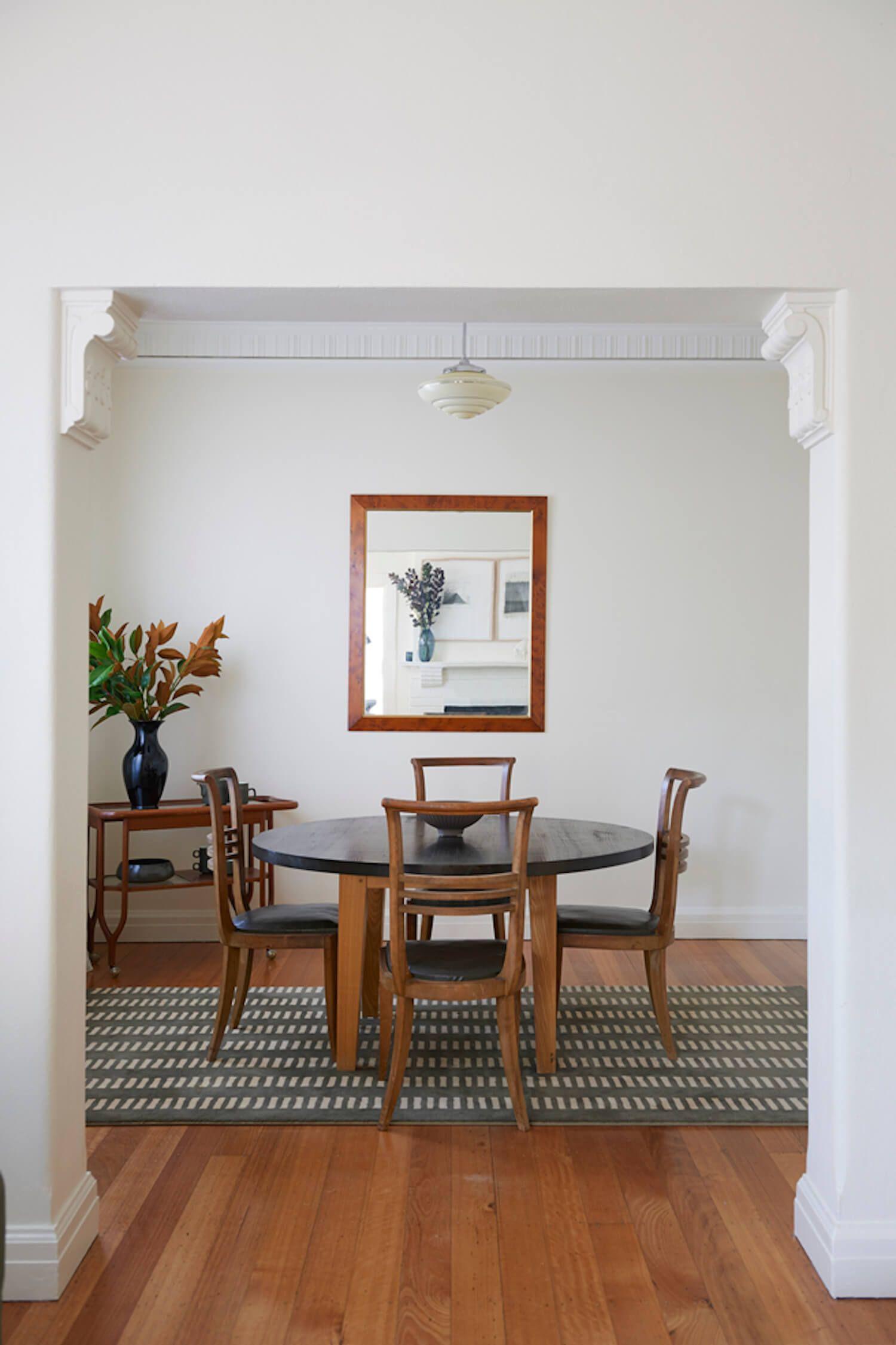 dining room | st kilda apartmentmichelle sait-bennett | est