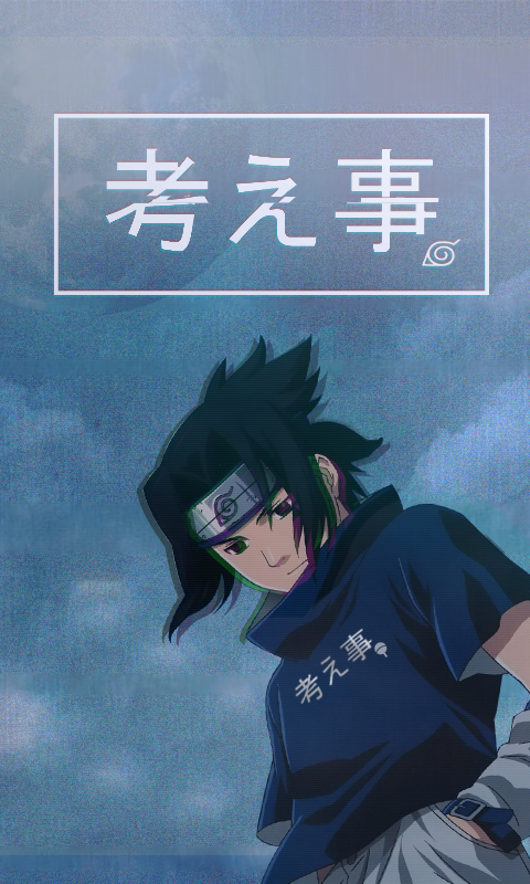 Aesthetic Cool Naruto Wallpapers Iphone