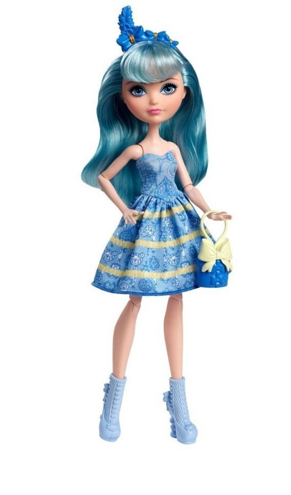 NEW Ever After High Birthday Ball Blondie Lockes Doll FREE SHIPPING