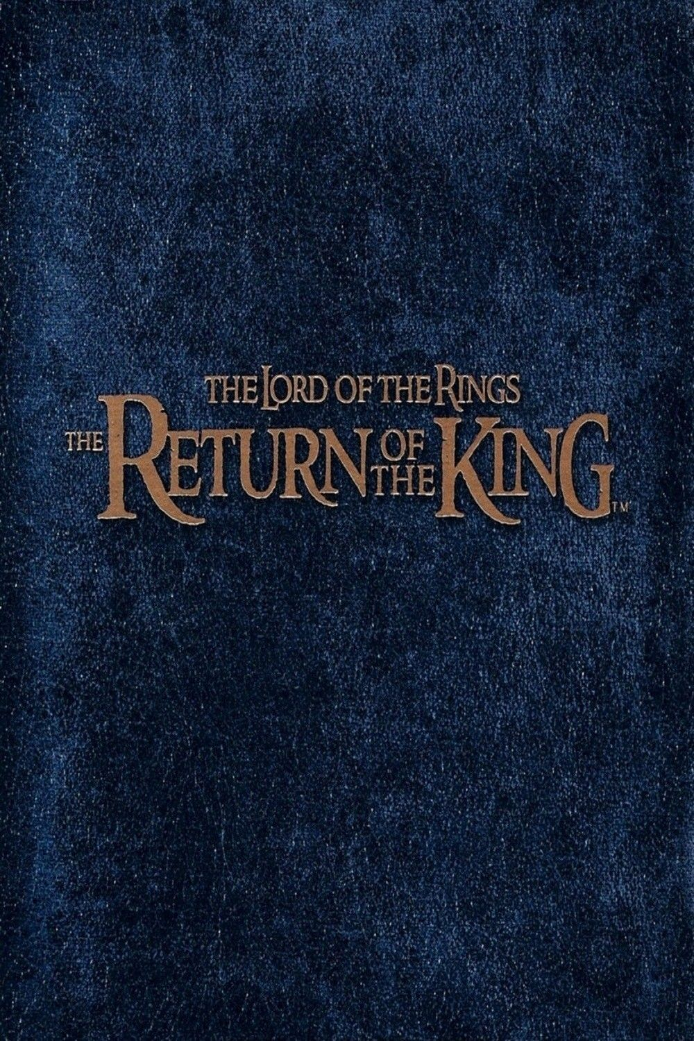 Lord Of The Rings Return Of The King Stream