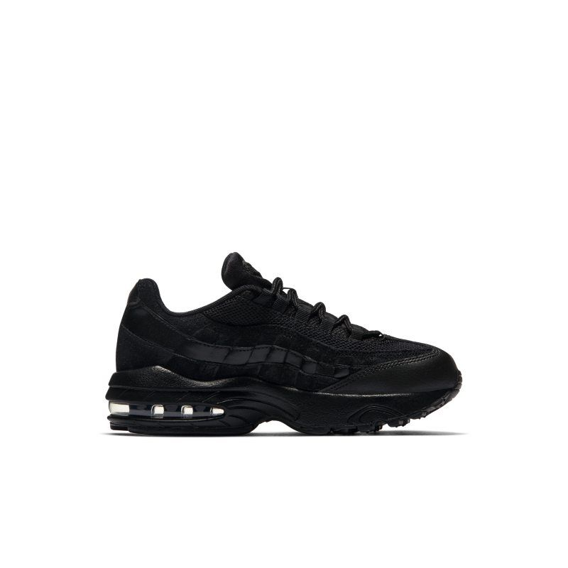 Nike Air Max 95 Younger Kids  Shoe - Black Air Max 95 f9a25c2fa