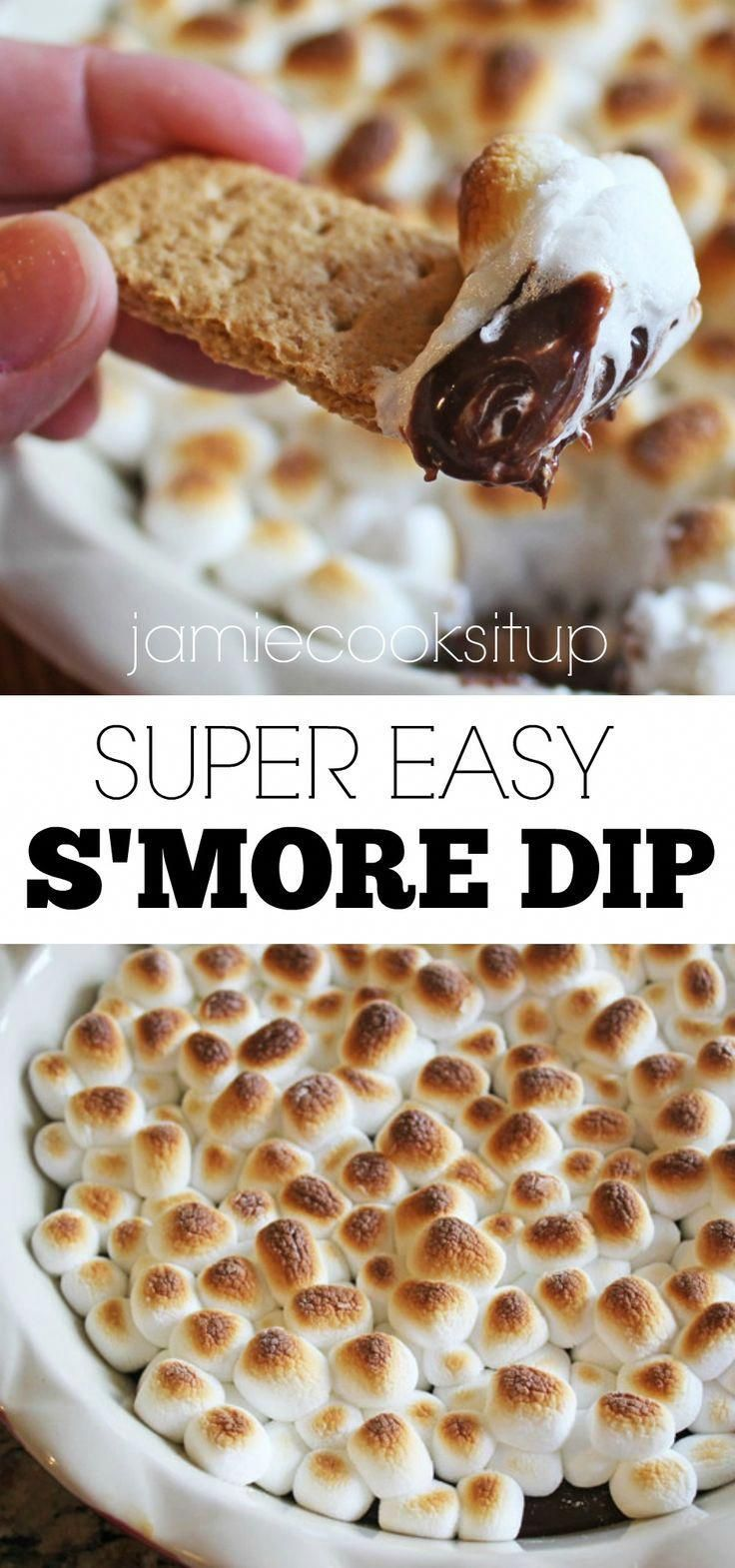 Photo of Easy S'more Dip