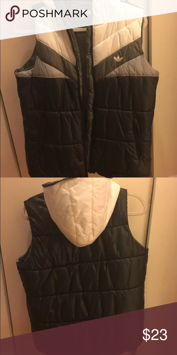 Adidas puffer vest Authentic Adidas puffer vest in excellent condition Adidas Jackets & Coats Vests