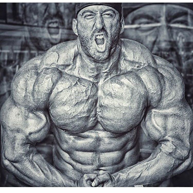 Craig golias muskeln