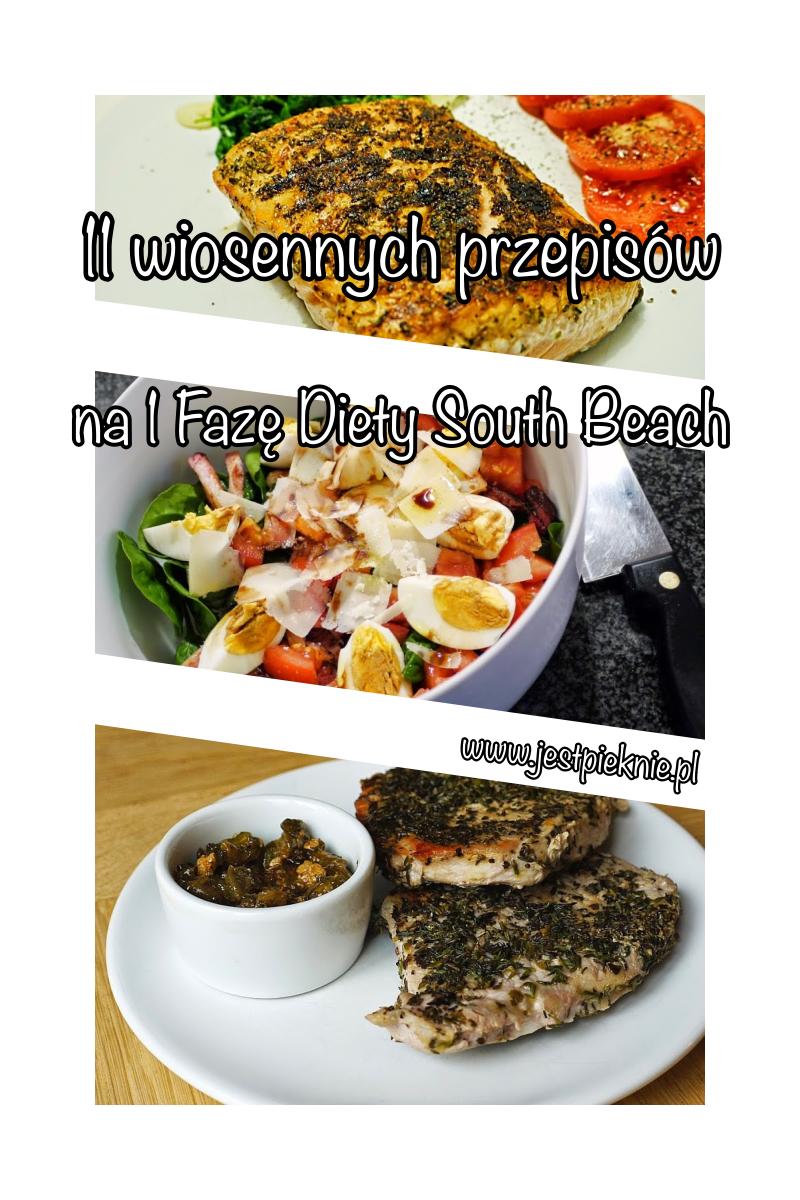 south beach faza 1 dieta produkty