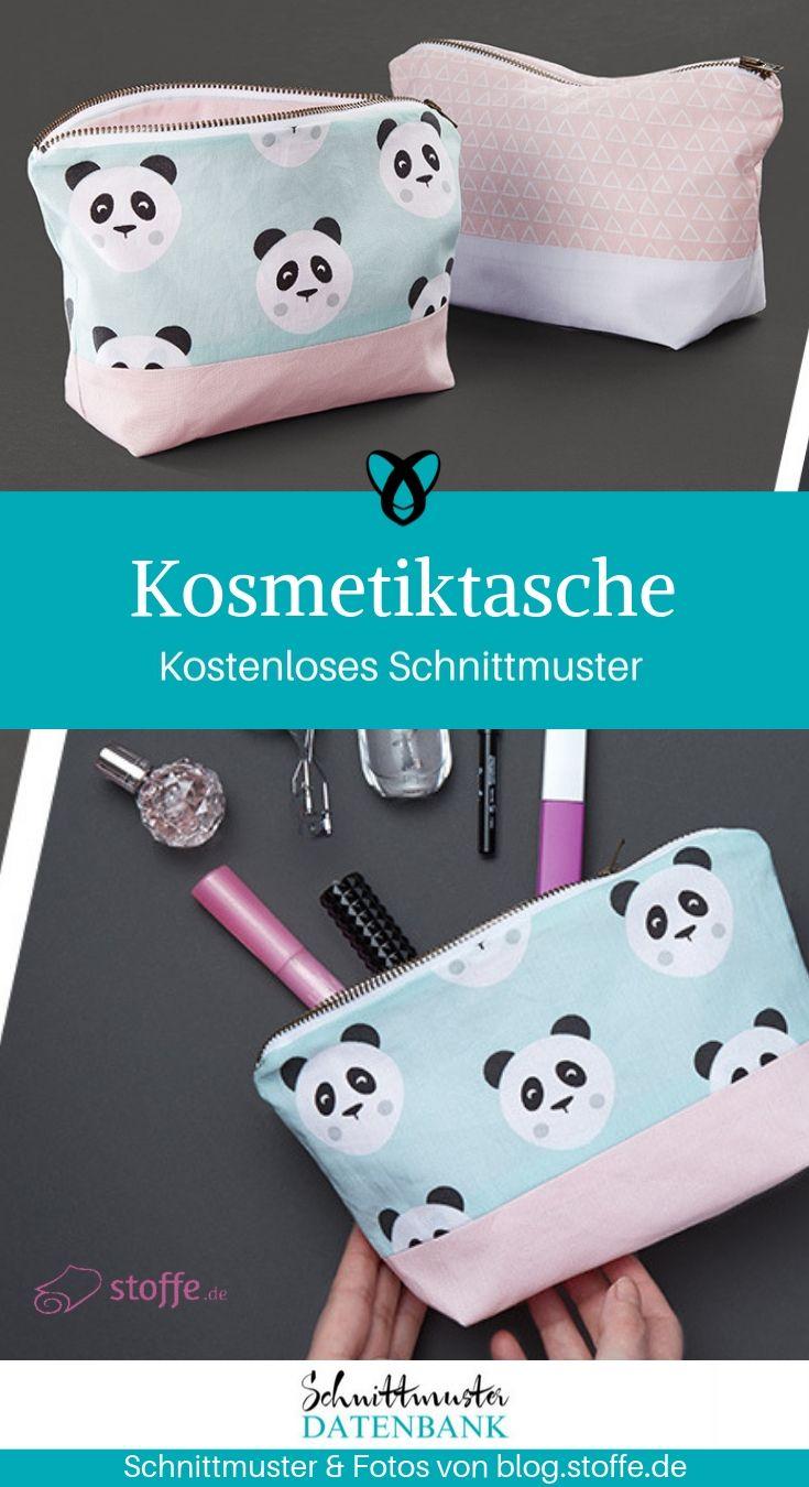 Photo of Einfache Kosmetiktasche