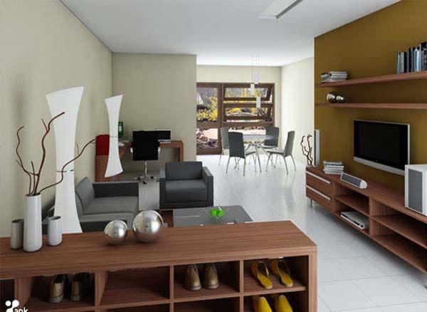 Dekorasi Interior Rumah Minimalis Type