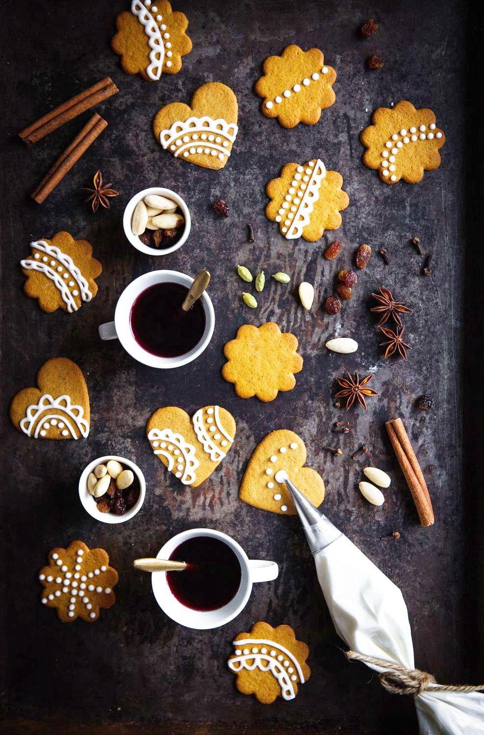 9 Cookie Recipes Santa Will Love via @MyDomaine