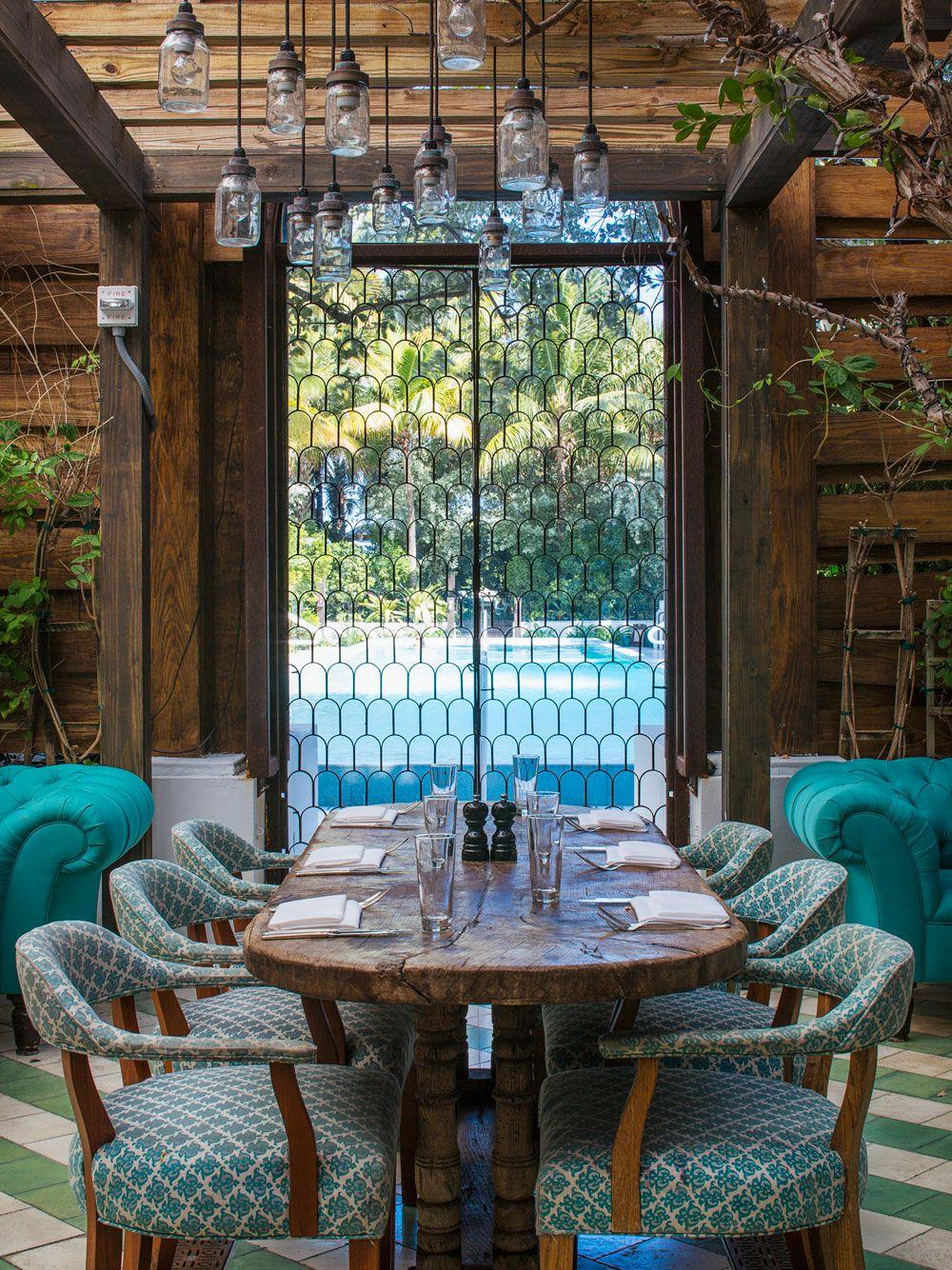 Cecconi S Miami Beach Italian Restaurant Miami Luxury