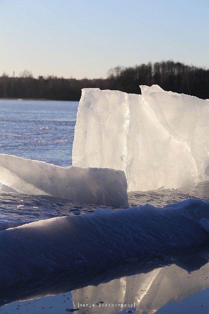 lake Pyhäjärvi, Tampere, Finland