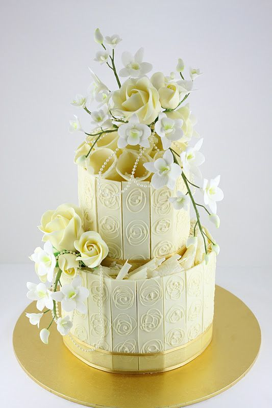 Sweet Art Cakes by Milbreé Moments: Wedding Cakes | Wedding Cake ...