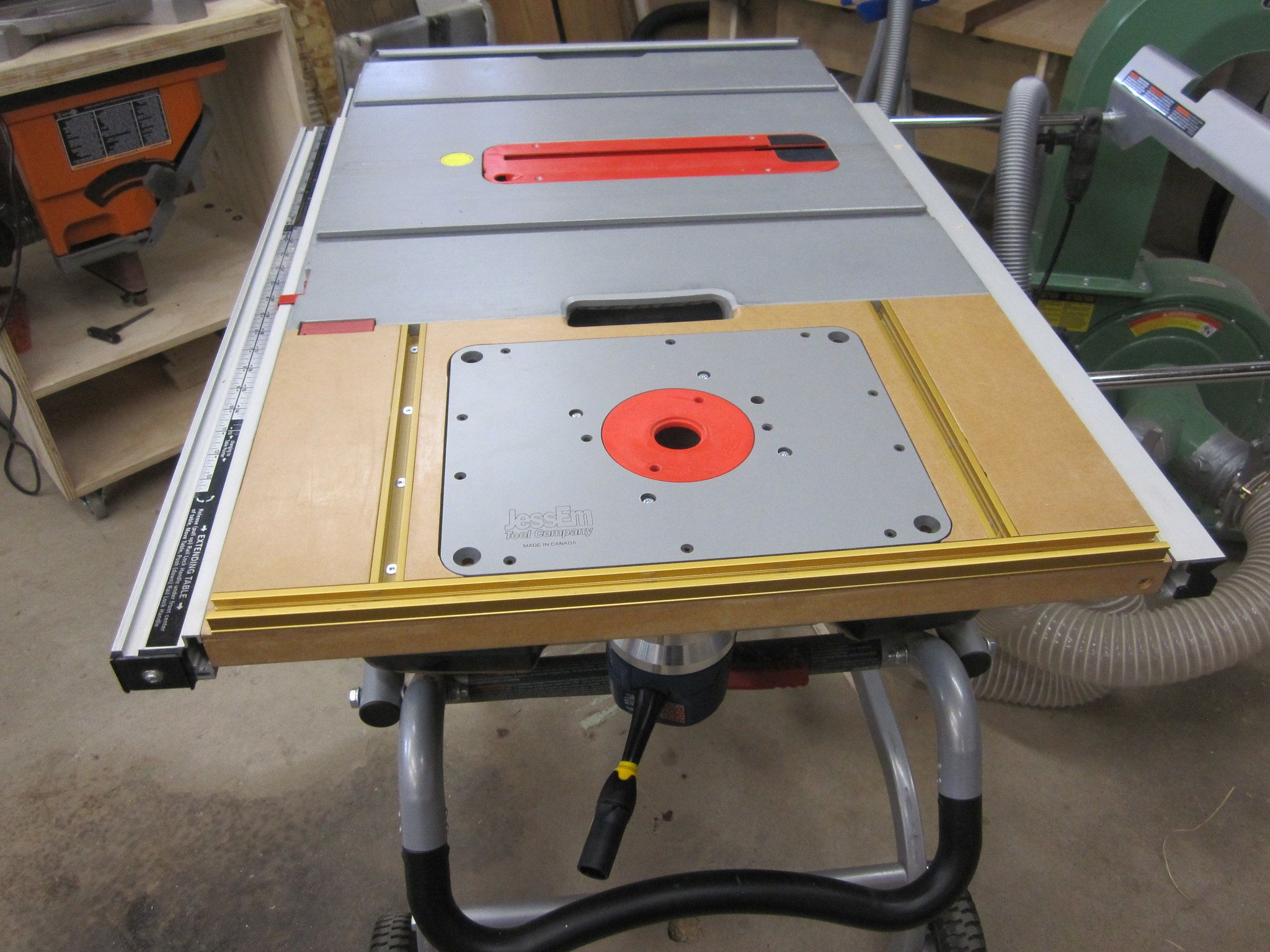 Img 3308 Brad Taylor Flickr In 2020 Portable Table Saw Woodworking Table Saw Table Saw