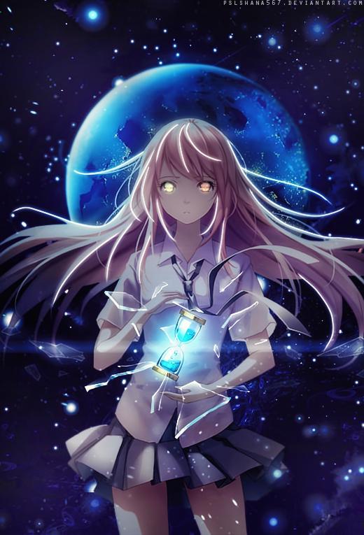Time travel by PSLShana567 | Anime | Anime, Kawaii anime