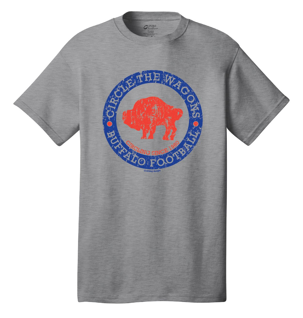 Nobody, and we mean nobody, circles the wagons like the Buffalo Bills!