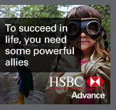 To succeed in life, you need some powerful allies - HSBC