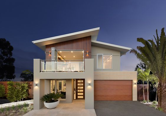 Techos inclinados para casas con porton contemporary house designs modern roof design also nenhuma descricao de foto disponivel architectures in rh pinterest