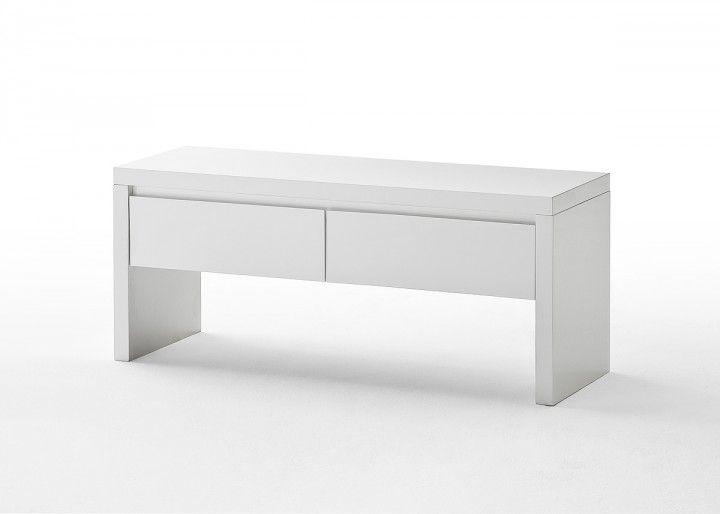 Weiße Sitzbank Bianco #weiß #möbel #flur #sitzbank u2026 Pinterest - badezimmer kommode weiß