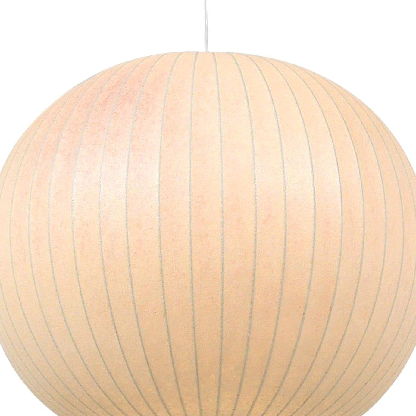 1960s Ge Nelson Bubble Lamp for Howard Miller in 2020