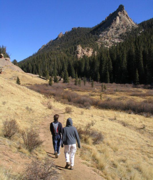 5 Great Day Hikes Near Boulder Colorado