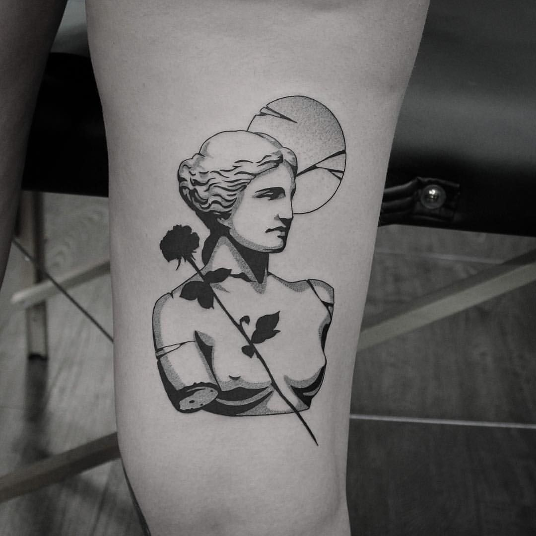 Monument tattoos and their meaning