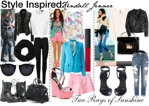Style Inspired: Kendall Jenner