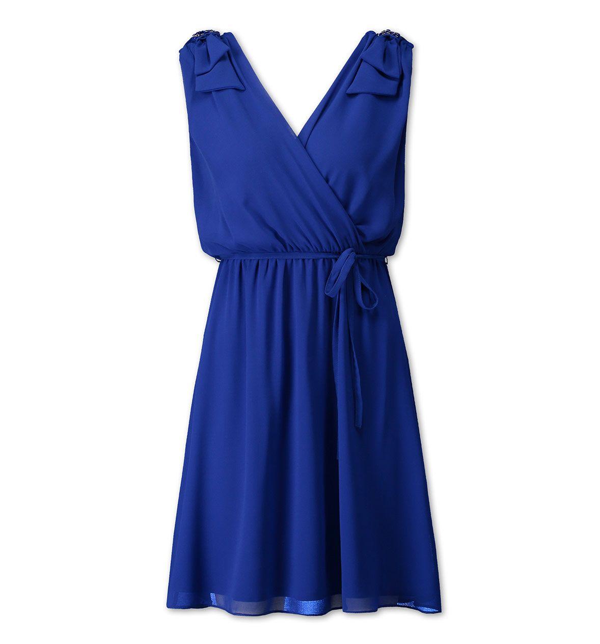 damen abendkleid in blau - mode günstig online kaufen - c&a