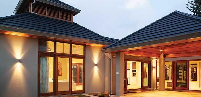 Concrete Terracotta Roof Tiles Solartile Terracotta Roof House House Roof Concrete Roof Tiles