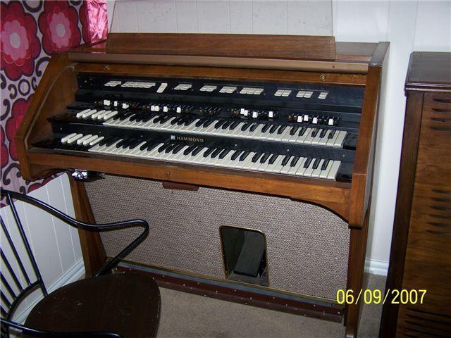 Hammond organ dating