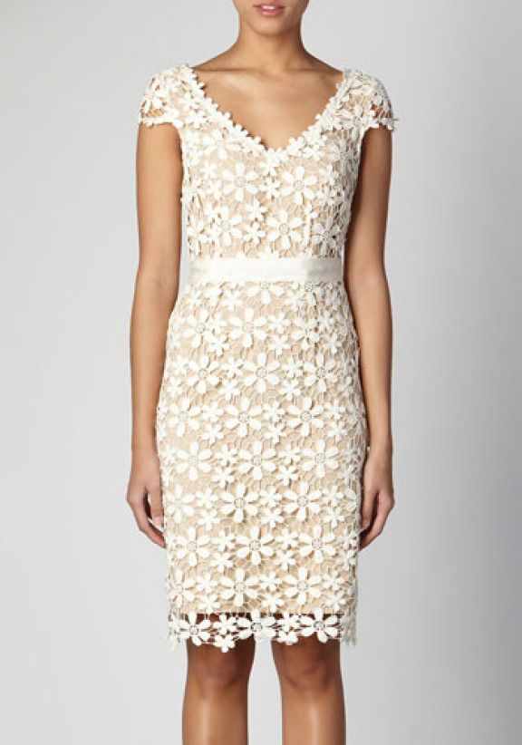 04fca6162d25 25 White Dresses You Can Wear To Your Wedding