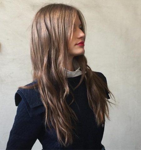2018 Inverno Tendências De Cores De Cabelo - http://bompenteados.com/2017/10/10/2018-inverno-tendencias-de-cores-de-cabelo.html
