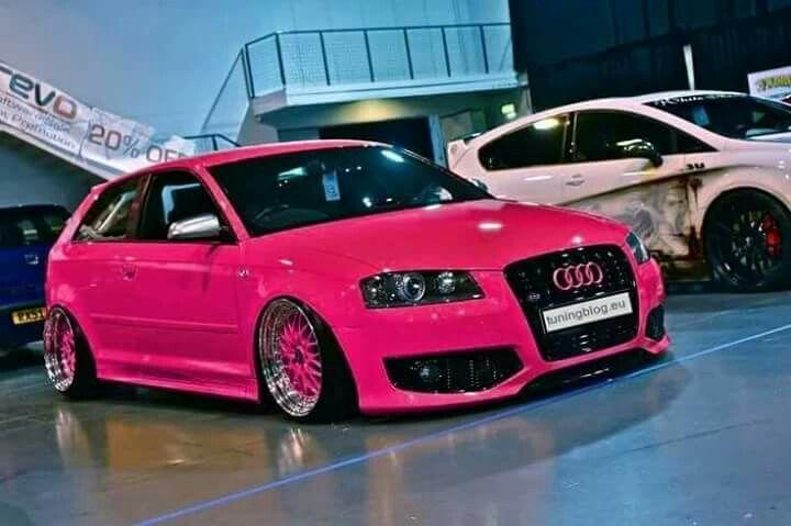 Pin De Fabbgtz En La Vida En Rosa Audi Audi A3 Tunning Y Audi A3
