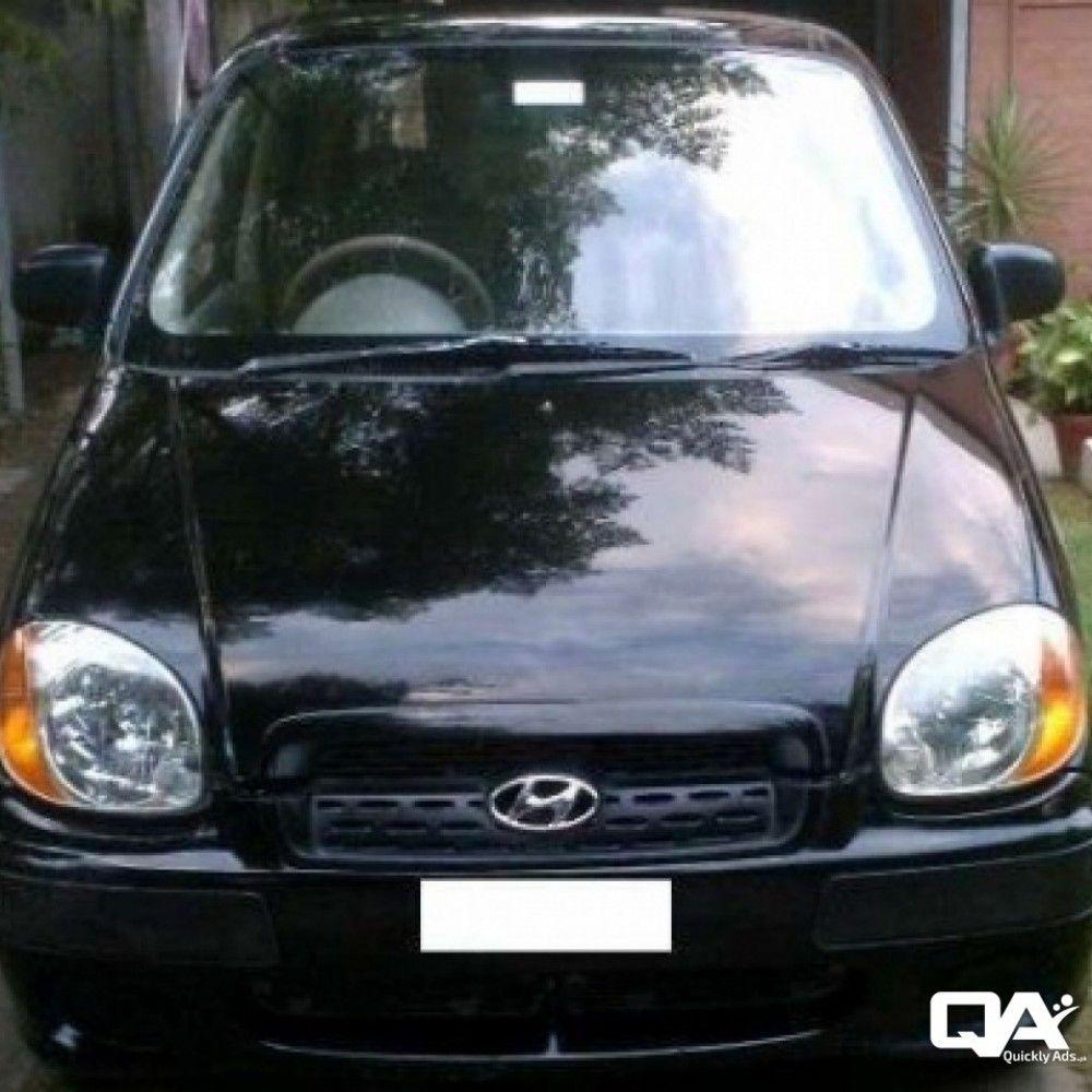 2008 Hyundai Santro club for sale in Faisalabad